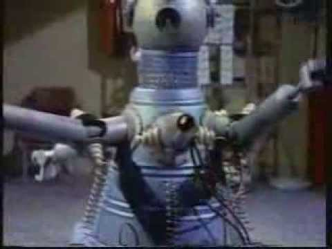 Gog (1954) - Attack of the Adorable 1950s Robot!