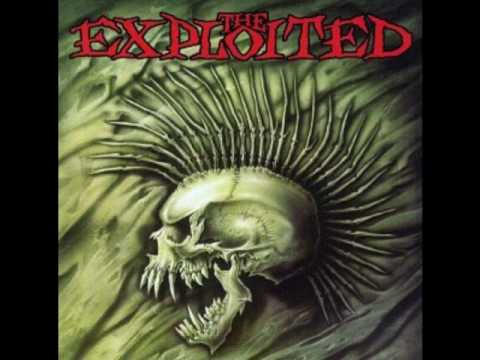 The Exploited-Massacre of Innocents online metal music video by THE EXPLOITED