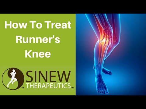 Video How To Treat Runner's Knee and Speed Recovery