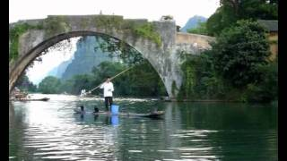 Video : China : YangShuo 阳朔, GuiLin 桂林 and XingPing 兴平 - video