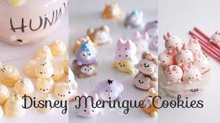 Disney Meringue Cookies Ideas Compilation