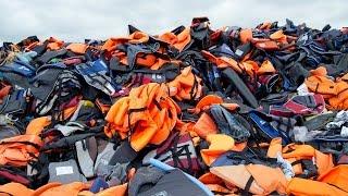 Περιβαλλοντικό SOS: Η άλλη πλευρά της προσφυγικής-μεταναστευτικής κρίσης Title