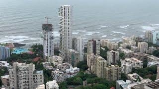 Lodha Altamount 40th Floor View   Mumbai's Most Exclusive Skyscraper