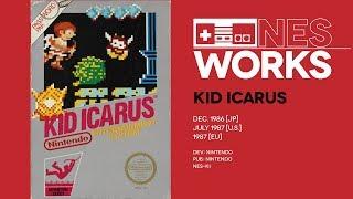 Kid Icarus retrospective: A stygian Pit | NES Works #043