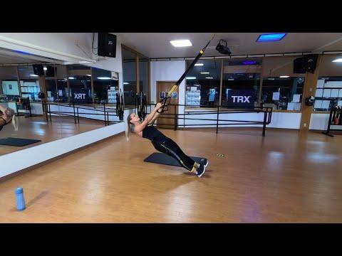 TRX Total Body Strength