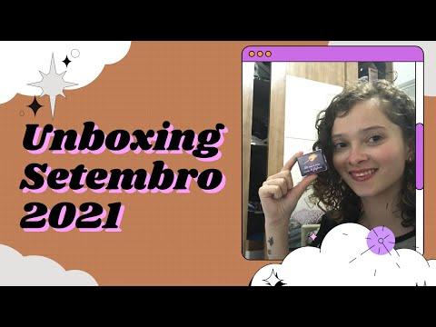 Unboxing: Tag Literária Inéditos Setembro de 2021