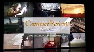 Videos zu CenterPoint Payroll