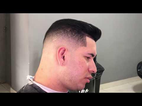 COMO FAZER DEGRADÊ DE CIMA PRA BAIXO - TUTORIAL - Yuri Hair Designer