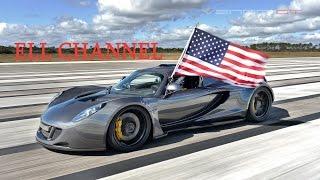 10 ყველაზე სწრაფი ავტომობილი მსოფლიოში