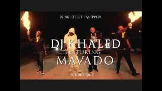DJ KHALED feat MAVADO, FRENCH MONTANA & ACE HOOD - SUICIDAL THOUGHTS REMIX (OCT 2012) RAW