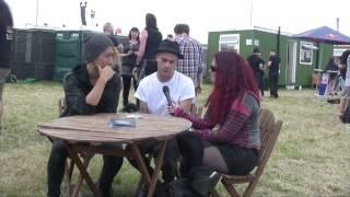 Coldrain interview @ Download Festival 2014