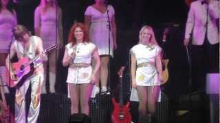 Abba The Show - Take A Chance On Me