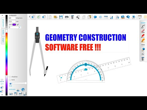 Geometry Software Free Windows Online Class Teaching