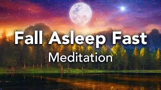 Schlafen Sie schnell geführte Schlafmeditation ein, Seeufer Geführte Schlafvisualisierung