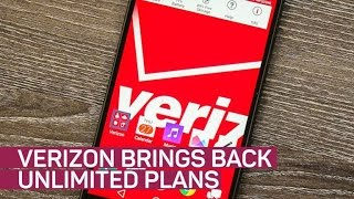 Comparing Verizon's unlimited plan -- and the catch