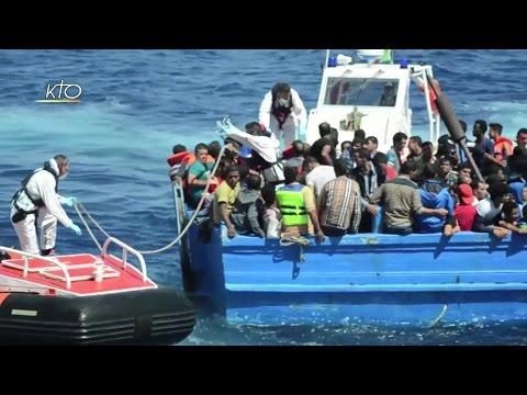 Les réseaux chrétiens auprès des migrants