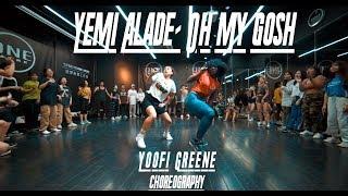 Yemi Alade   Oh My Gosh | Yoofi Greene Choreography | GUANGZHOU, CHINA