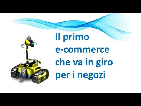 LOMBYROBOCAM - il primo e-commerce che va in giro per i negozi  -by:  Salvatore Lombardo 3291535555