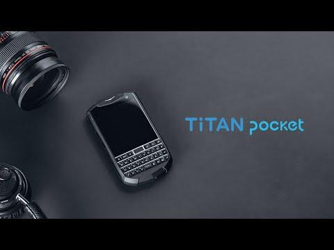 The BlackBerry-Esque Titan Pocket Hits Kickstarter