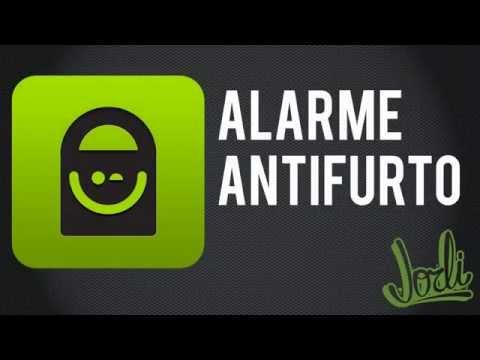 Video of Anti Theft Alarm -Motion Alarm
