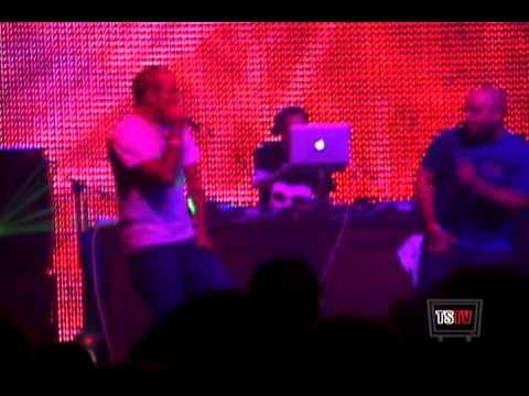 Dip Vertigo w/ MC's Jtec & Ridda @ LA Beatdown