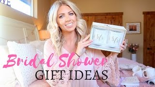 What to give in bridal shower