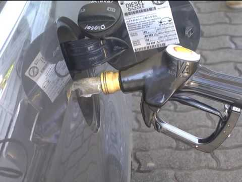 Der Aufwand des Benzins in daewoo nexia