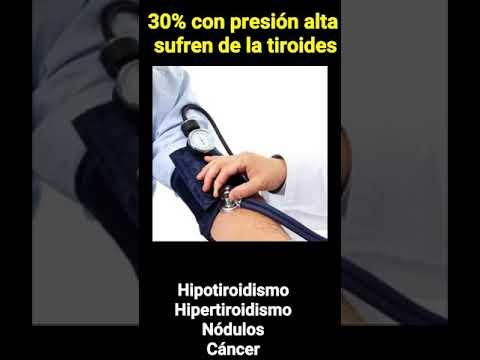 Ciernes tratamiento de la hipertensión