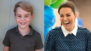 Kate Middleton Celebrates Prince George's 7th Birthday With ADORABLE New Pics