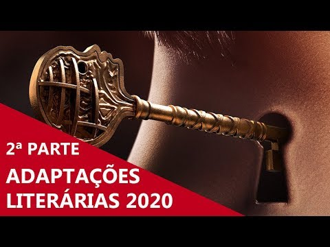 ADAPTAÇÕES LITERÁRIAS DE 2020 - Parte 2 ?? | Biblioteca da Rô