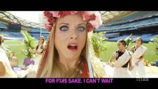 NRL Footy Show 2015 Grand Final Opening Parody Song Major Lazer DJ Snake MØ