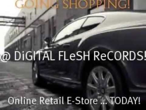 RiDIN' WiT DiGITAL FLeSH ReCORDS! {PRoMO CLiP} by MeRLIN BeATS