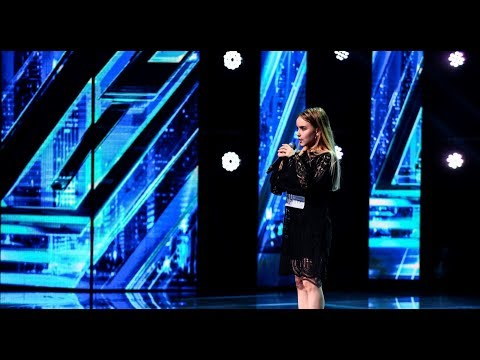 Damiana Sarbu – Adele someone like you [X Factor] Video