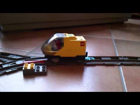 LEGO DUPLO elektrische Eisenbahn