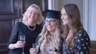 Hear what our Level 7 Graduates have to say