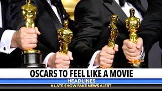 The Oscars TV Show: The Movie