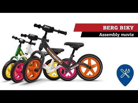 Berg Biky loopfiets