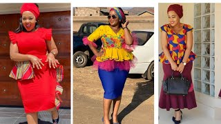 Winnie Masabas Traditional Daily Outfit