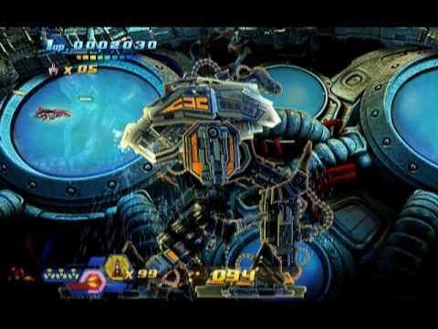 Sturmwind for Dreamcast - Official Trailer (new Dreamcast game in 2011)