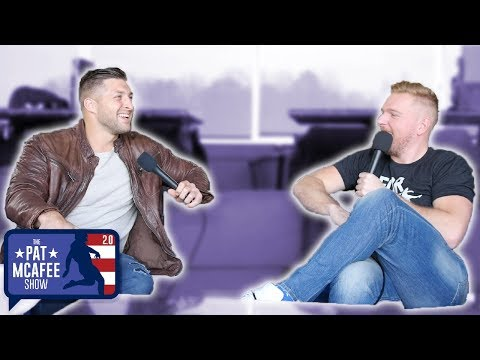 Tim Tebow on The Pat McAfee Show 2.0: Full Interview