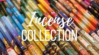 Incense Collection + Favourites