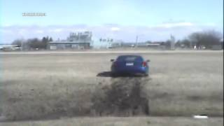 Driver leads police on chase through Oshkosh airport