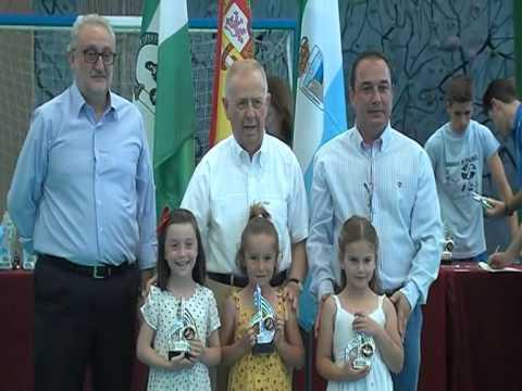 Entrega de trofeos de las Ligas Locales y Juegos Deportivos Municipales