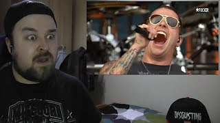 Avenged Sevenfold - God Hates Us Live Rock am Ring 2011 REACTION