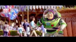Disneyland Commerical: Buzz Is In Awe