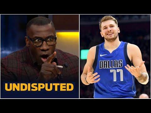 UNDISPUTED - Luka Doncic & Mavericks annihilate Lamelo's Hornets 127-59   Shannon's reaction