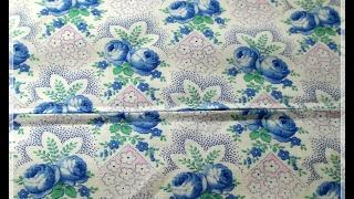 Reißverschluss verdeckt in einen Kissenbezug nähen für Anfänger