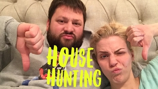THE HOUSE HUNT IS ON