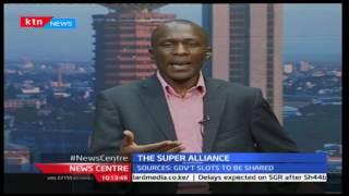 News Center 9th December 2016 - [Part 1] -  The Super Alliance takes shape