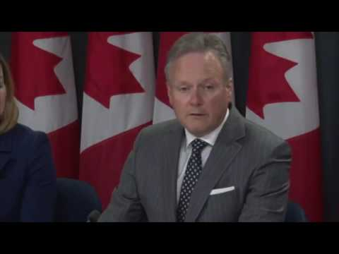 Video Bank of Canada announces interest rate hike to 0.75%
